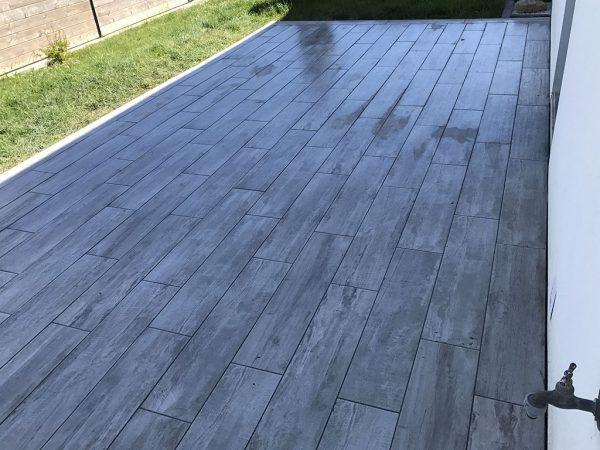Terrasse et carrelage extérieur